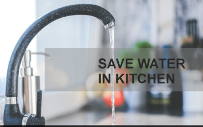 Save More Water in Kitchen Using Foot Operated Taps